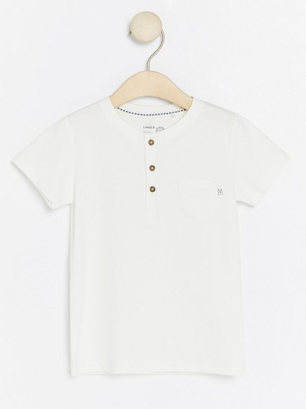 Hvit T-skjorte Hvit