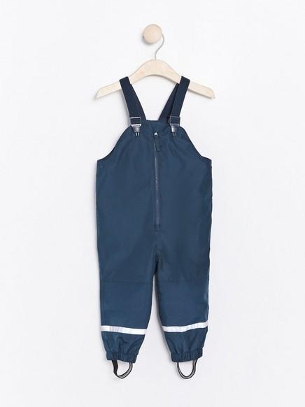 Funkční kalhoty skšandami Modrá