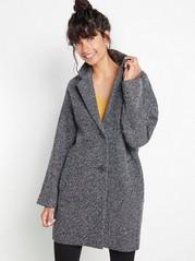Oversized coat  Black