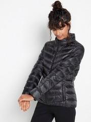 Light down jacket  Black