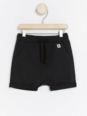 Jersey Shorts Black