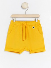 Jersey Shorts Yellow