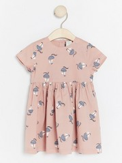 Dress with Boats Pink
