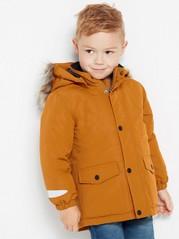 Padded jacket Brown