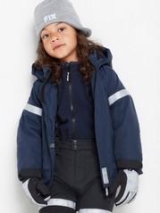 FIX Padded functional jacket Blue