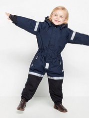 FIX Padded overall Blue