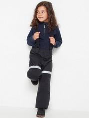 Lyžařské kalhoty FIX Černá