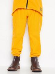 FIX Fleecehousut Keltainen