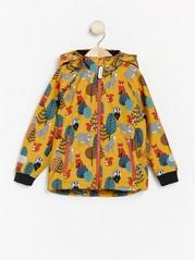 Yellow softshell jacket  Yellow