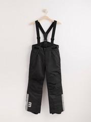 Lyžařské kalhoty Černá