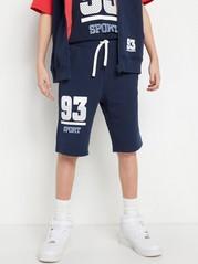 Jersey Shorts Blue