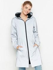 Reflective jacket Beige