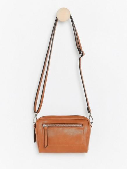 Small shoulder bag  Brown