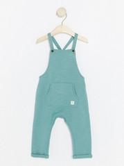 Bib Trousers Turquoise