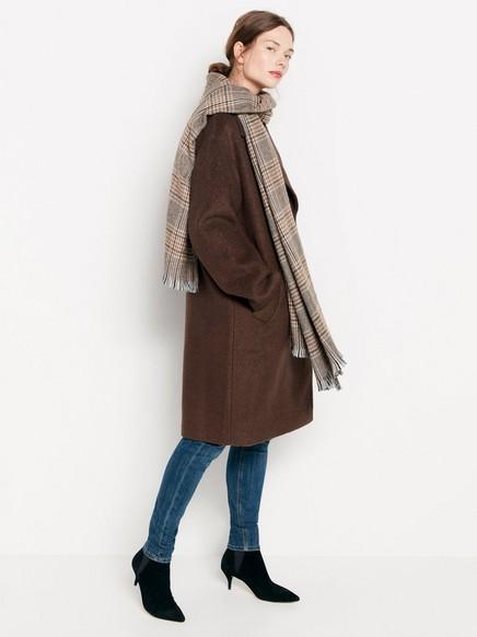 Ruskea takki Iho