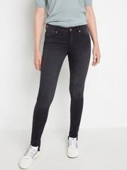 TOVA Svarta slim fit jeans  Svart