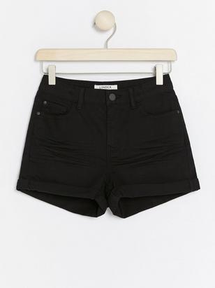 Svarta shorts Svart