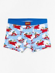 Boxer shorts with Bamse print Blue