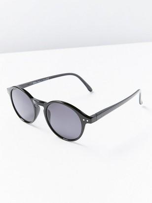 Solglasögon med styrka Svart