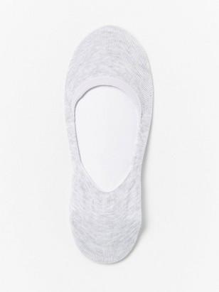 Varrettomat sukat Harmaa