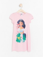Night Dress with Aladdin Pink