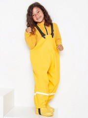 Rain trousers Yellow