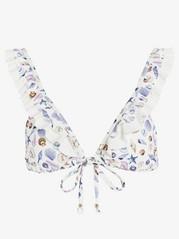 Triangle bikini bra Lindex x By Malina White