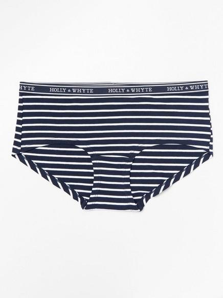Klasické kalhotky Modrá