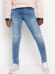 Slim fit jersey jeans Blue