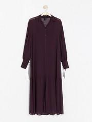 Long purple dress  Lilac