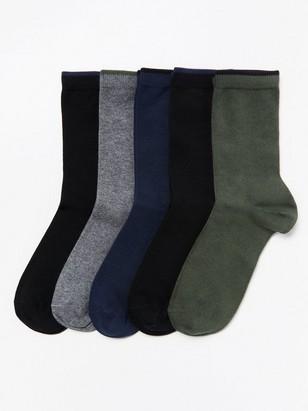 5-pack socks Green