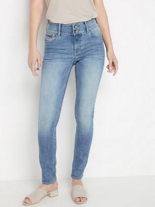 Světle modré džíny LILLY Modrá