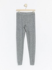 Merino wool long johns  Grey