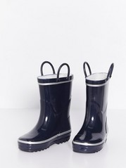 Rubber boots Blue