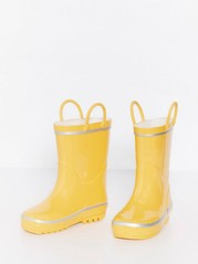 Rubber boots Yellow