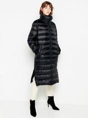 Light down coat  Black