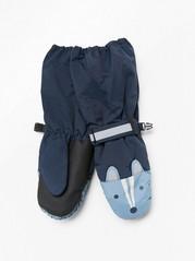Lyžařské palčáky Modrá