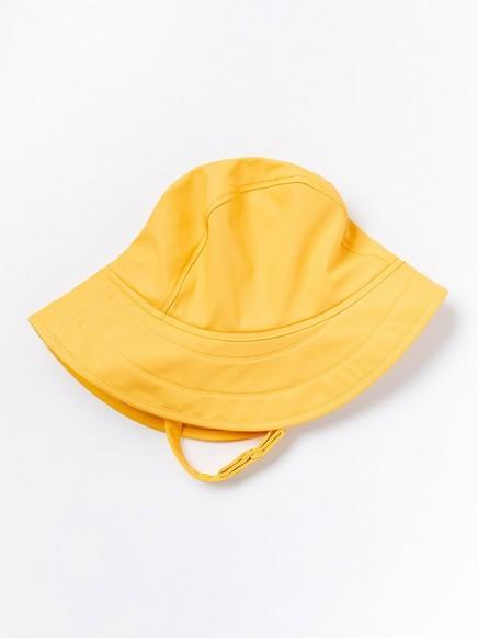 Žlutý klobouk do deště Žlutá