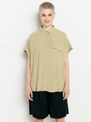 Viscose blouse  Green