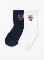 Sada 2párů ponožek Modrá