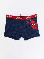 Boxer shorts with Spider-Man print Blue