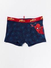 Boksershorts med Spider-Man-trykk Blå