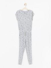 Harmaa pyjamahaalari Harmaa