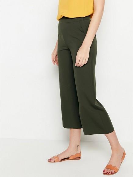 LYKKE – vid grønn bukse Grønn