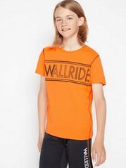 Oranžové sportovní tričko Oranžová