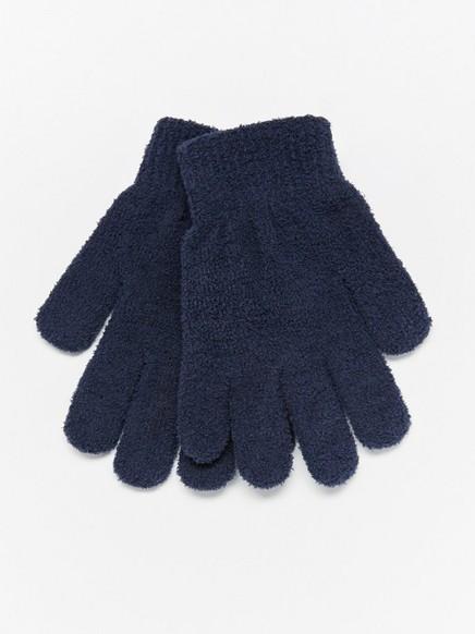 Marineblå hansker Blå