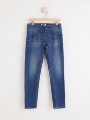 Jeggings slim fit Blue