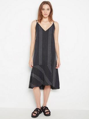 Black midi dress  Black