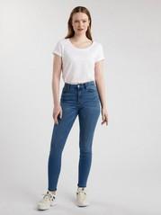 Superstrečové džíny CLARA Modrá