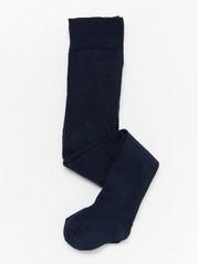 Sukkahousut villasekoitetta Sininen